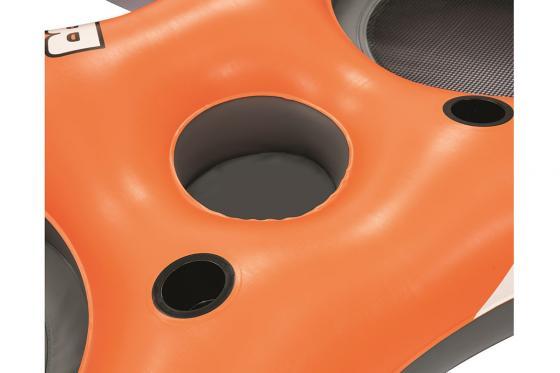 Schwimmsessel für 4 - Rapid Rider X4 von Bestway 4