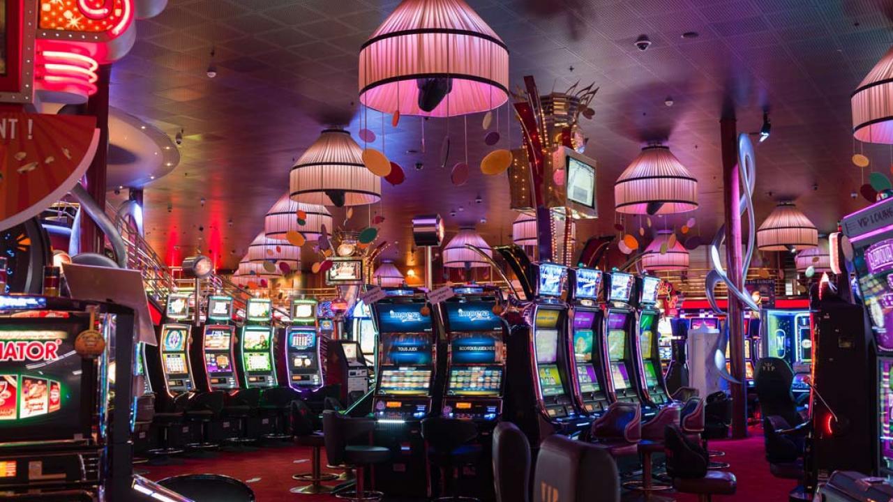 Casino Abend Freizeit