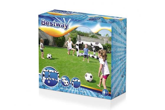 Fussballtor aufblasbar - Bestway, 2.13 x 1.17 x 1.25m 3