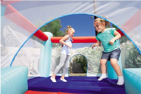 Château gonflable Spring n' Slide Park   - Bestway, 2.50 x 2.10 x 1.52m 1