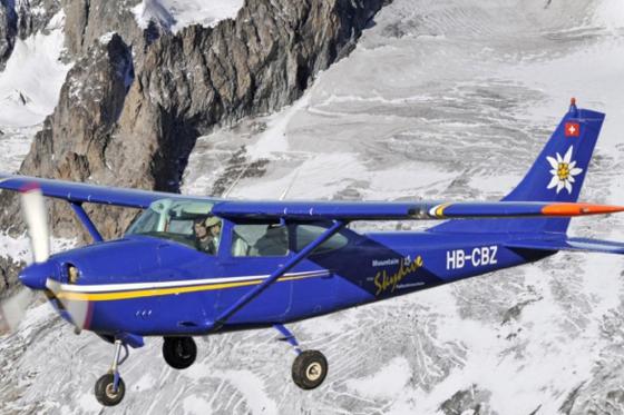 Flug Geschenk für 2 - Jungfraujoch  [article_picture_small]