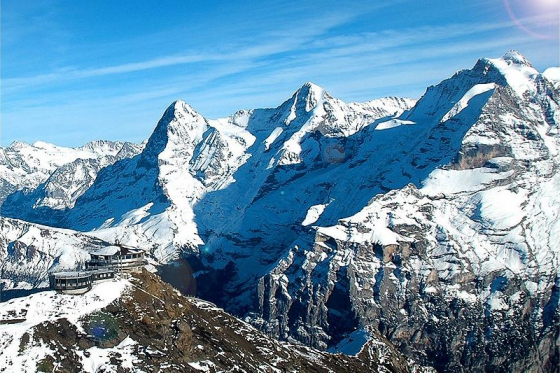 Flug Geschenk für 2 - Jungfraujoch 1 [article_picture_small]
