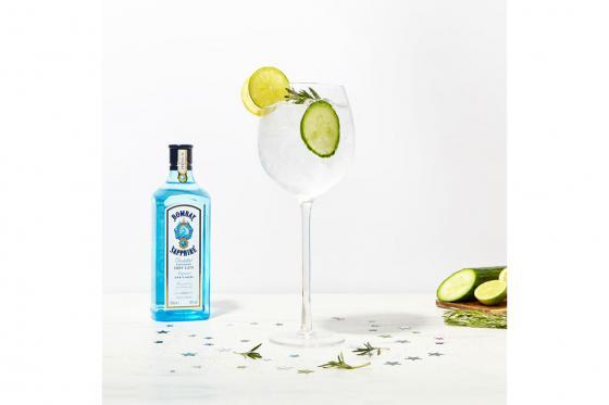 XL Gin Glas - mit Gravur 1