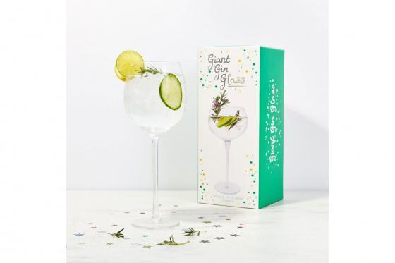 XL Gin Glas - mit Gravur 3