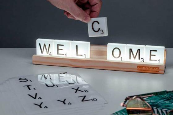 Scrabble Moodlight - bis zu 60 Stickers