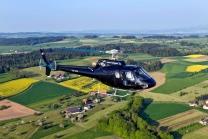 Basel Stadtrundflug - Helikopter Rundflug Geschenk