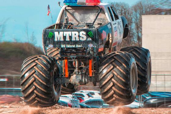 US Monster Truck  - selber fahren 2 [article_picture_small]
