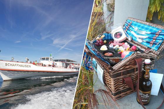 Wunderbarer Tag für 2 - Ausflug mit Schifffahrt & Picknickkorb 7 [article_picture_small]