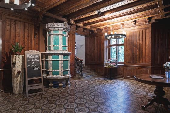 7-Gang Schlossmenü - für 2 im Restaurant Schloss Seeburg 8 [article_picture_small]