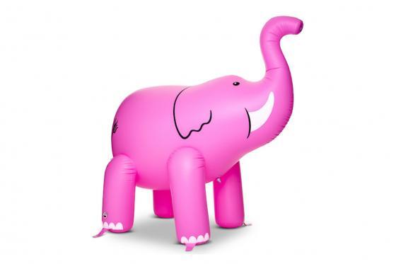 Rasensprenger Elefant - 2.1 Meter 3