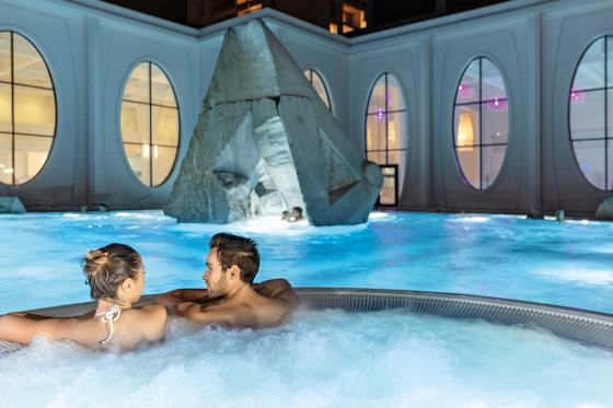 Day Spa für 2 in Bad Ragaz - Erholung in der Tamina Therme  [article_picture_small]