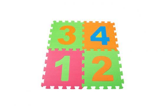 Tapis de jeu souple - alphabet & chiffres 2