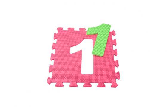 Tapis de jeu souple - alphabet & chiffres 3