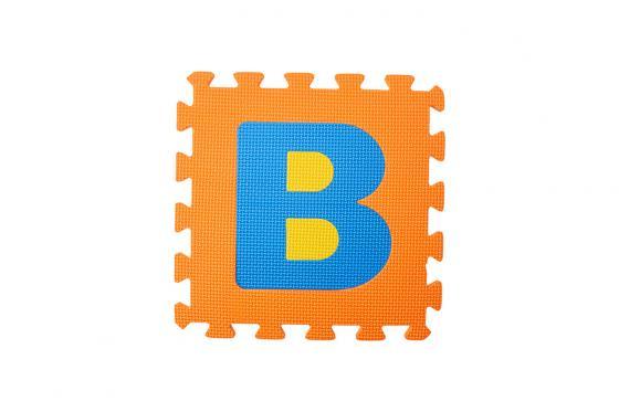 Tapis de jeu souple - alphabet & chiffres 6