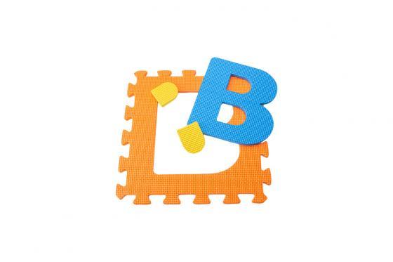 Tapis de jeu souple - alphabet & chiffres 7