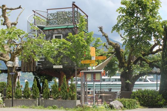 Capanna in albero - Con jacuzzi, colazione e cena a 4 portate 7 [article_picture_small]