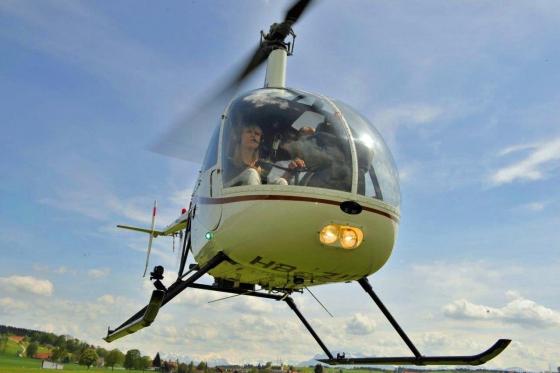 Voler en hélicoptère - Piloter soi-même un hélicoptère  [article_picture_small]