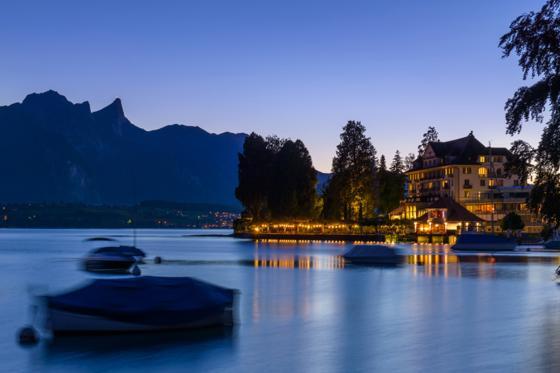 Hotelübernachtung für zwei - SPA Kurzurlaub am Thunersee | einlösbar Okt. - Mai 1 [article_picture_small]