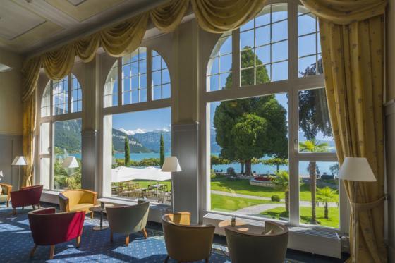Hotelübernachtung für zwei - SPA Kurzurlaub am Thunersee | einlösbar Okt. - Mai 10 [article_picture_small]