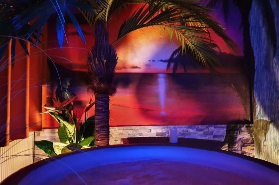Privater Romantik-Spa  - Entspannung pur für 2 Personen   Morgens und Nachmittags  [article_picture_small]
