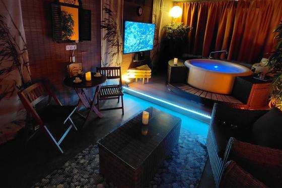 Spa privatif romantique - Moment de détente pour 2 personnes | Matin et après-midi 3 [article_picture_small]