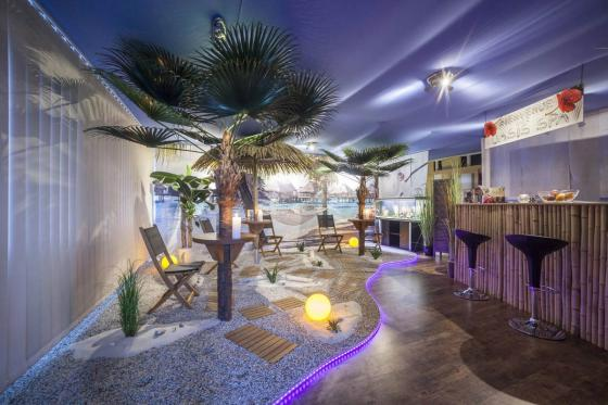Privater Romantik-Spa  - Entspannung pur für 2 Personen   Morgens und Nachmittags 3 [article_picture_small]