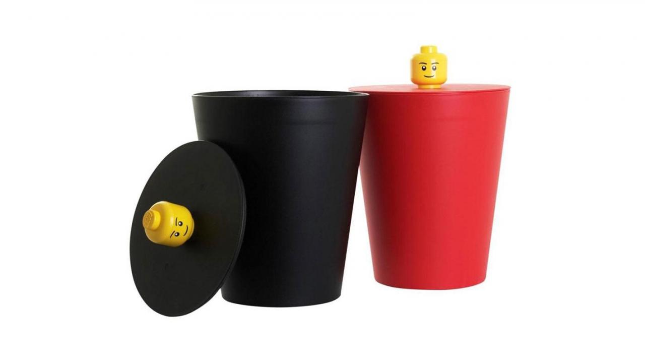 papierkorb lego. Black Bedroom Furniture Sets. Home Design Ideas