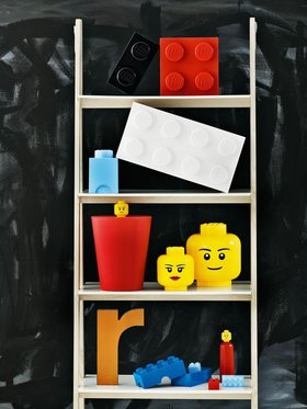 Corbeille à papier - Lego 1