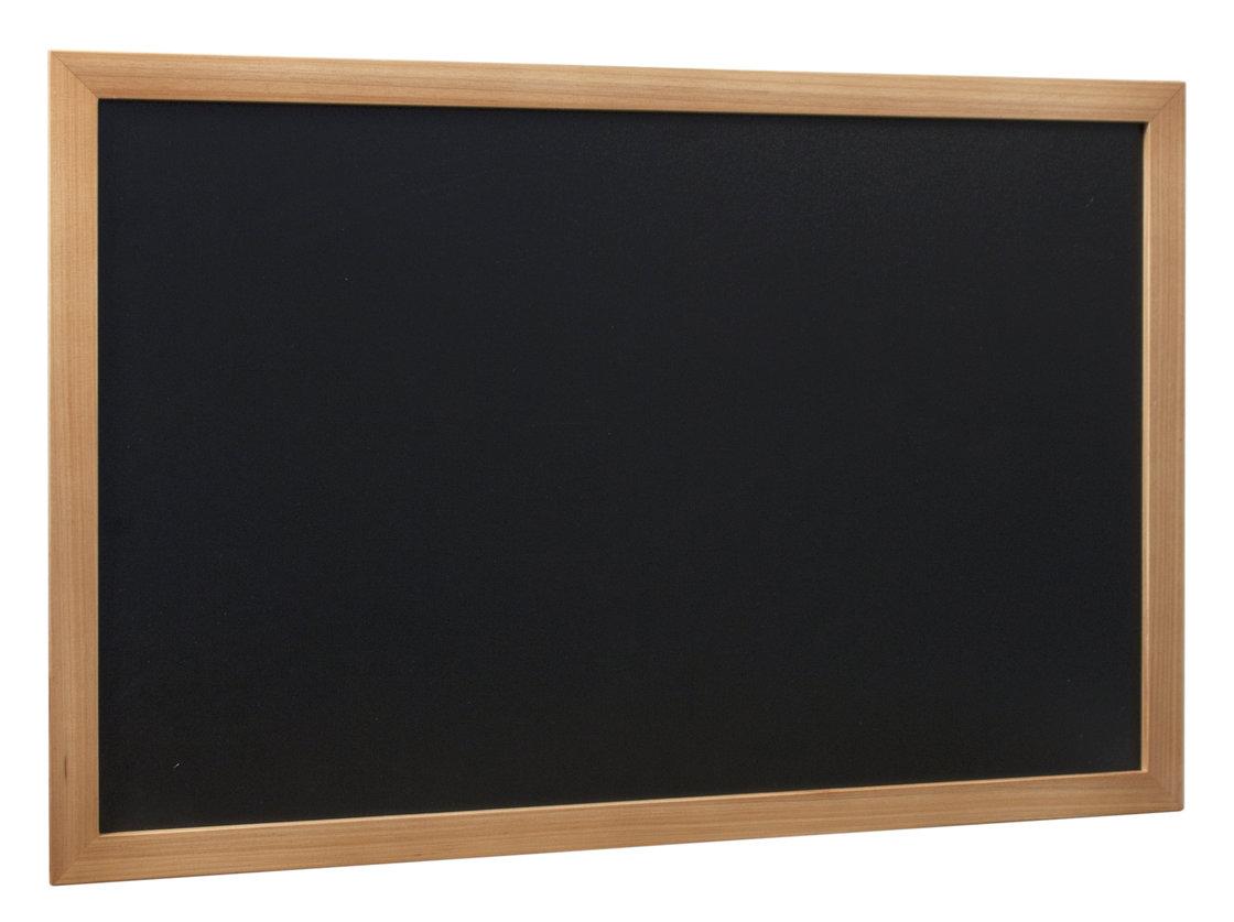 Memo board for Tableau noir en bois