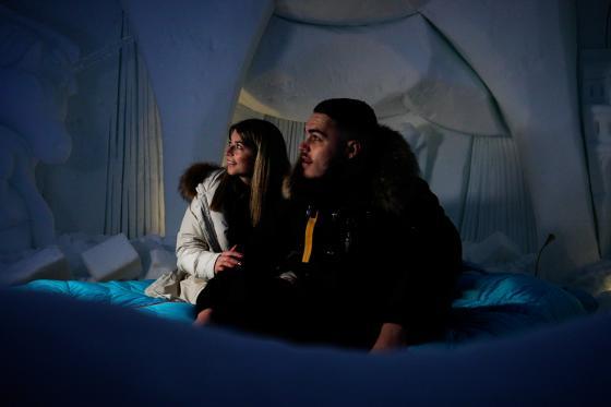 Romantik Iglu für 2 - in Davos, Zermatt oder Gstaad inkl. Fondueplausch 1 [article_picture_small]