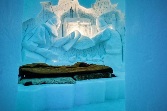 Romantik Iglu für 2 - in Davos, Zermatt oder Gstaad inkl. Fondueplausch 4 [article_picture_small]