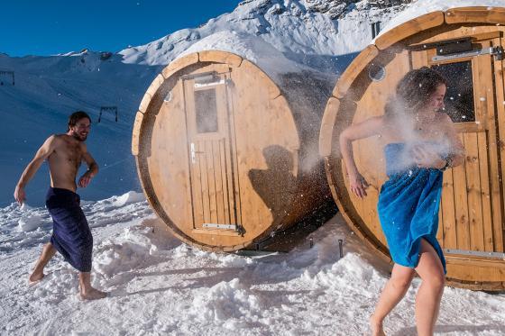 Romantik Iglu für 2 - in Davos, Zermatt oder Gstaad inkl. Fondueplausch 8 [article_picture_small]