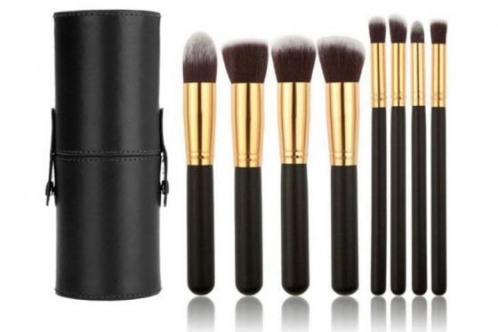 Make Up Pinsel-Set - 8-teilig