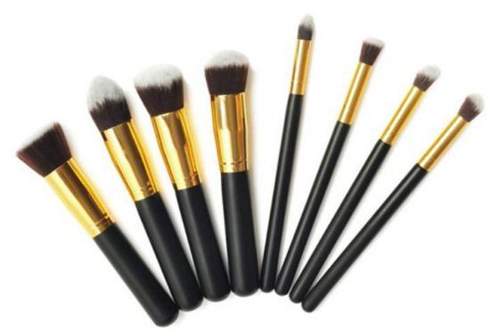 Make Up Pinsel-Set - 8-teilig 1