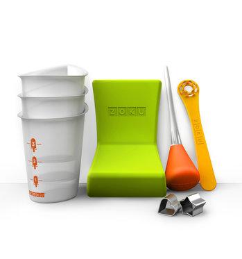 Werkzeug Set - für die ZOKU Glacémaschine