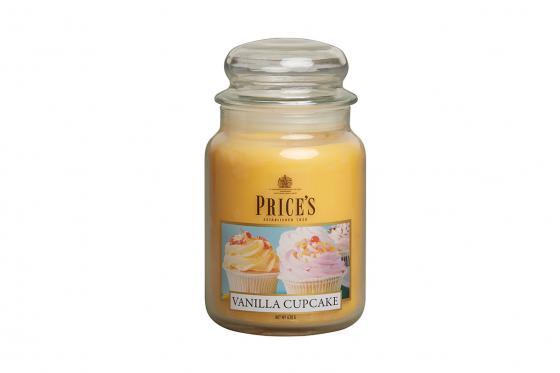 Duftkerze ''Vanilla Cupcake'' - 630 g