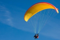 Gleitschirmfliegen - Panoramaflug Ebenalp