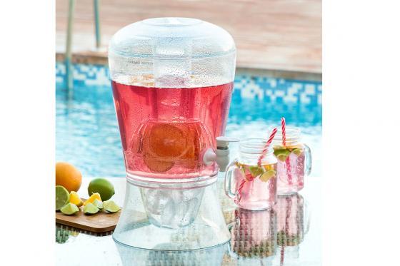 Cocktail Dispenser - für kalte Drinks!
