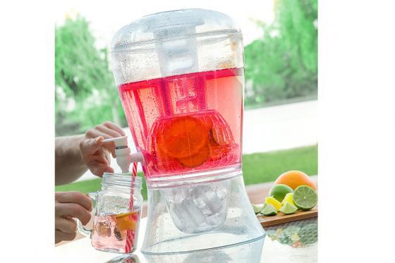 Cocktail Dispenser - für kalte Drinks! 1