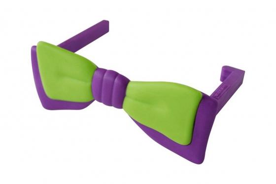 Taschen Hänger - Schleife, diverse Farben