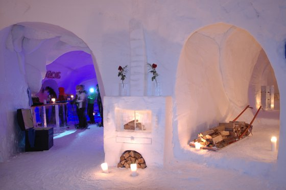 Iglu Übernachtung  - in Davos + Fondue 5 [article_picture_small]