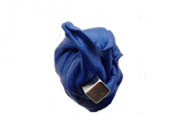 Intelligente Knete - Magnetische Knete in Blau 1