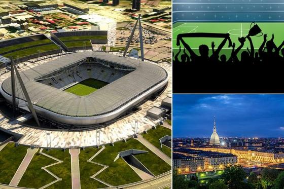 Juventus Turin Tickets - für 2 Personen, inkl. 1 Übernachtung  [article_picture_small]