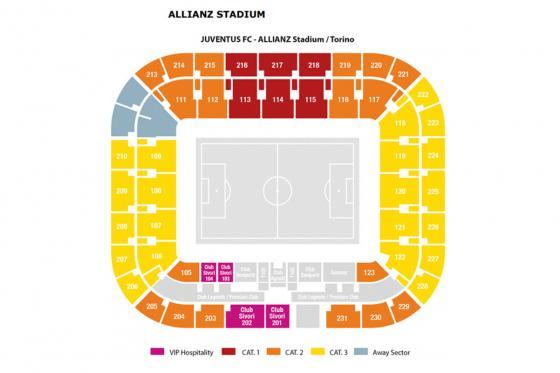 Juventus Turin Tickets - für 2 Personen, inkl. 1 Übernachtung 4 [article_picture_small]