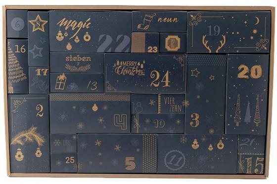 Calendrier de l'Avent pour hommes - avec 25 portes 3