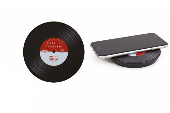 Smartphone Ladestation - Vinyl Schallplatten 1