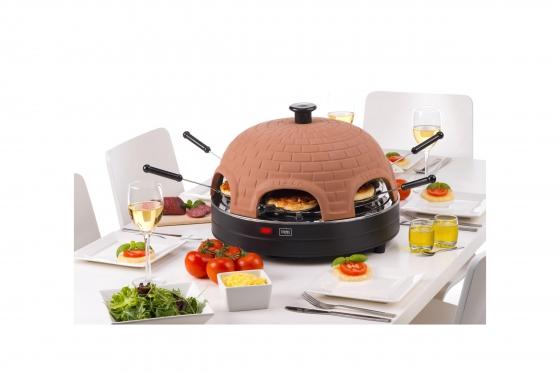 Pizzagusto - Für 6 Personen