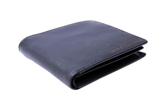 Leder Portemonnaie - mit Lasergravur 4