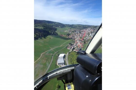 Helikopterflug  -  inkl. Raclette-Plausch für 2 Personen   20 Minuten Flug 3 [article_picture_small]