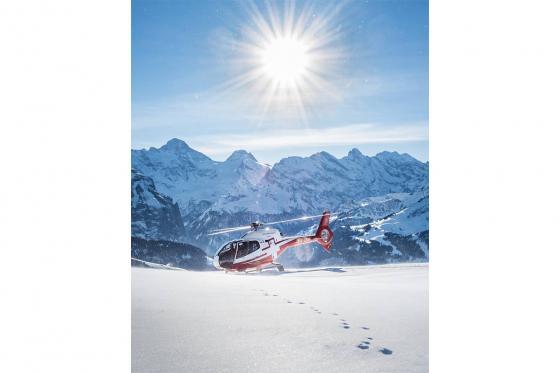 Helikopterflug  -  inkl. Raclette-Plausch für 2 Personen   20 Minuten Flug 4 [article_picture_small]
